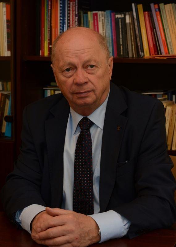 prof. dr hab. Wiesław Ambrozik