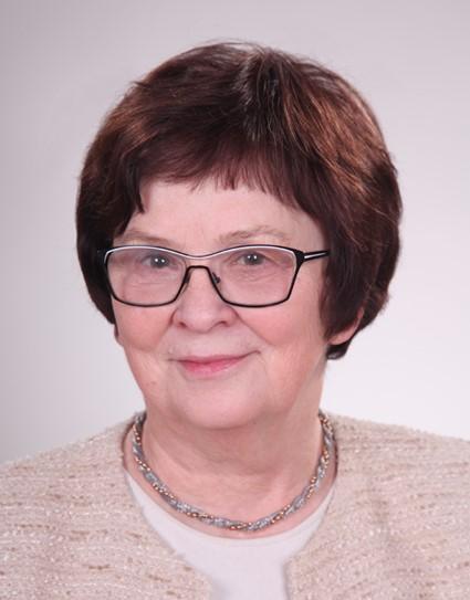 prof. dr hab. Lidia Cierpiałkowska