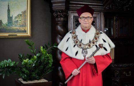 dr hab. Jerzy Piotr Gwizdała, profesor nadzwydzajny